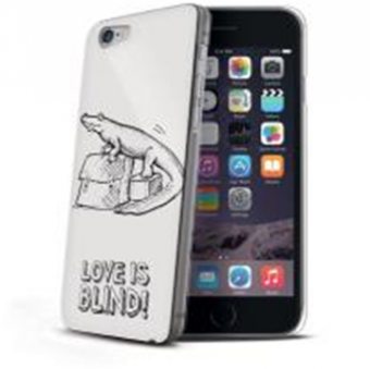 CELLY COVER LOVE IS BLIND IPHONE 6 CROCO KAPAK